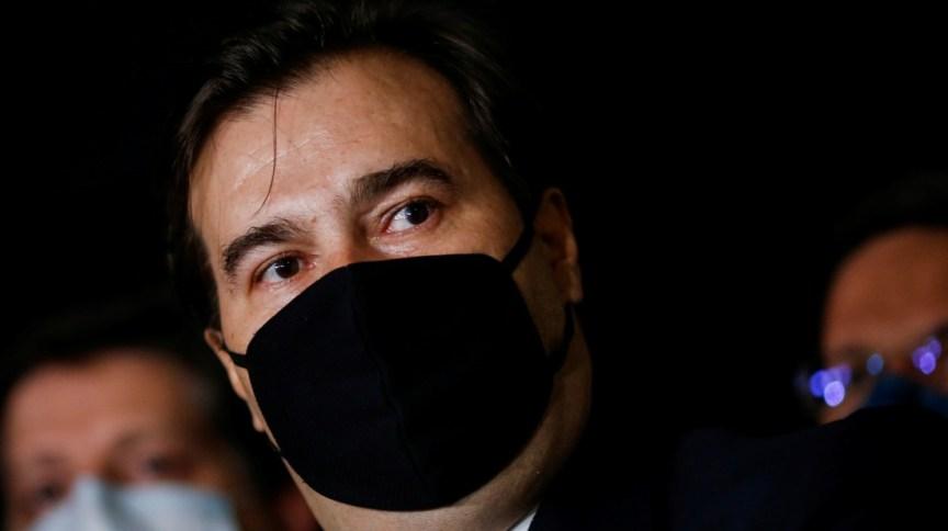 O deputado Rodrigo Maia (DEM-RJ): presidente da Câmara quer votação da reforma tributária antes do fim do ano