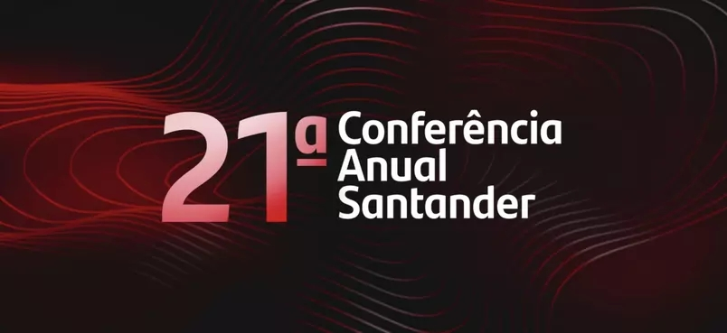 21ª Conferência Anual Santander