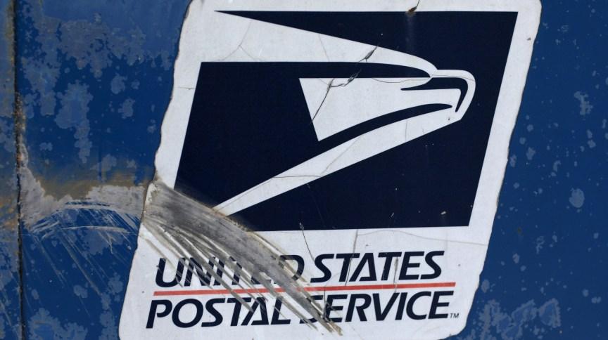 Caixa de correio do Serviço Postal dos Estados Unidos, em Washington