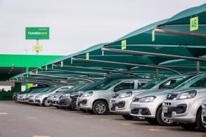 Lucro foi de R$ 325,5 milhões de julho e setembro, impulsionado pela retomada de negócios nas divisões de aluguel de veículos e de venda de seminovos