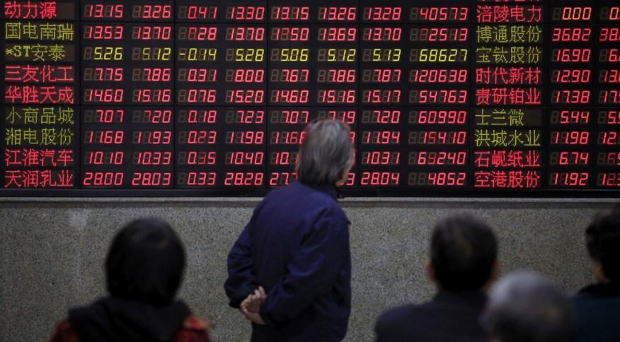 Mercado asiático acompanhou a preocupação das bolsas americanas