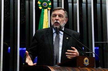 Arns é da oposição e estaria disposto a manter o relatório da deputada Professora Dorinha Seabra (DEM-TO), aprovado na Câmara