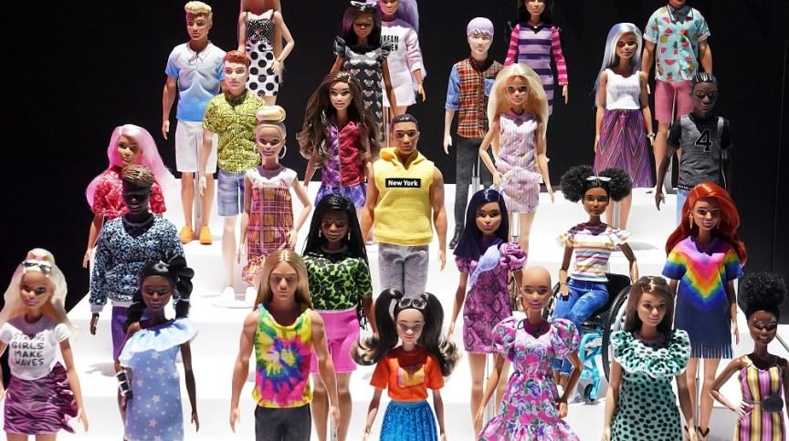 Representatividade:em quatro anos de pesquisa o percentual de bonecas negras não aumentou