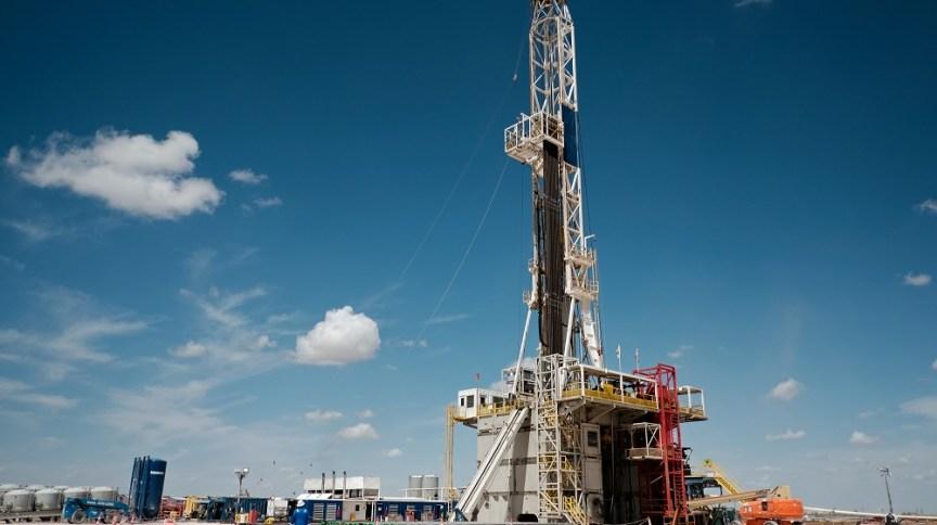 Sonda de petróleo na região de Midland, Texas (22.ago.2019)