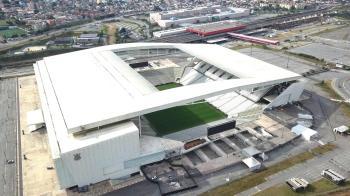 Samsung também negou que há a intenção de dar nome ao estádio do Corinthians; motivo