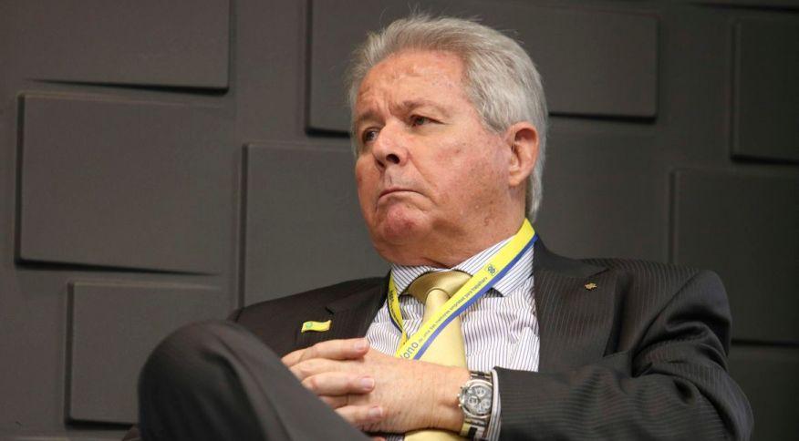 O presidente do Banco do Brasil, Rubem Novaes, pede renúncia do cargo que ocupava desde janeiro de 2019