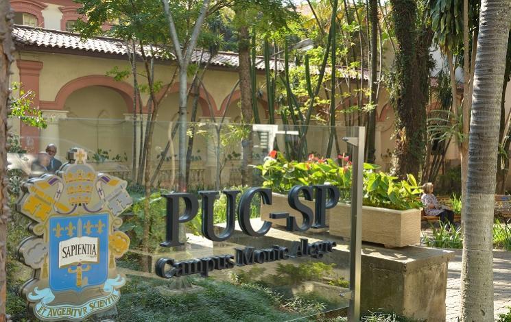 Campus da PUC-SP