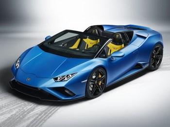 Os modelos híbridos da Lamborghini combinarão motores elétricos e baterias potentes com os tradicionais motores de combustão interna