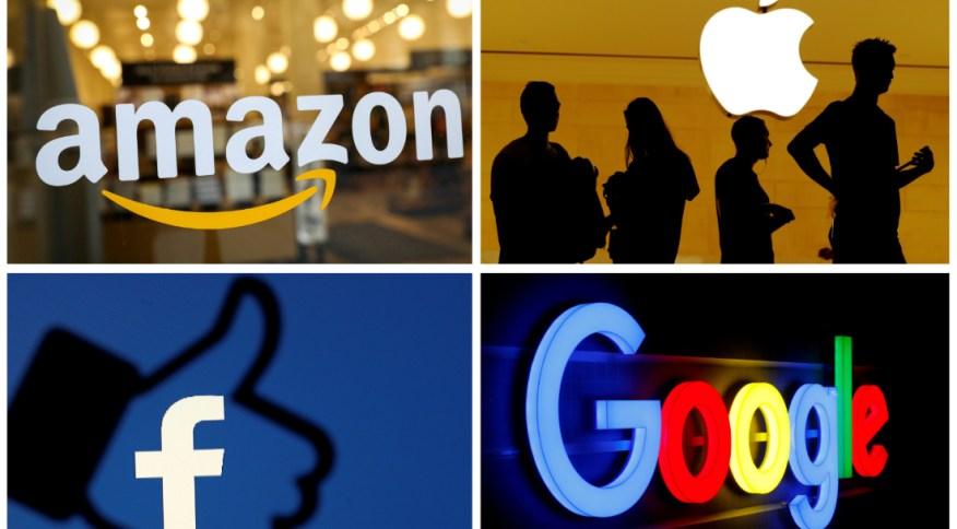 Facebook, Google, Amazon e Apple