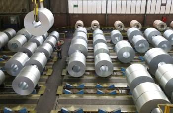 A siderúrgica, que divulgou resultados do primeiro trimestre na noite de hoje, já promoveu a abertura de capital do seu braço de mineração em fevereiro passado