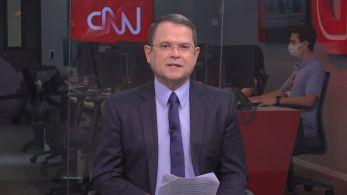 Sidney Rezende comenta cenários da política nacional e manifesta seu ponto de vista no quadro Liberdade de Opinião, da CNN