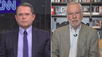 Sidney Rezende e Alexandre Garcia comentam cenários da política nacional no quadro Liberdade de Opinião, da CNN