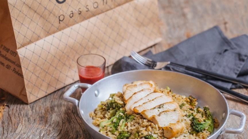 Restaurante Estela Passoni: mesmo antes da pandemia, 50% do faturamento do restaurante vinha do delivery