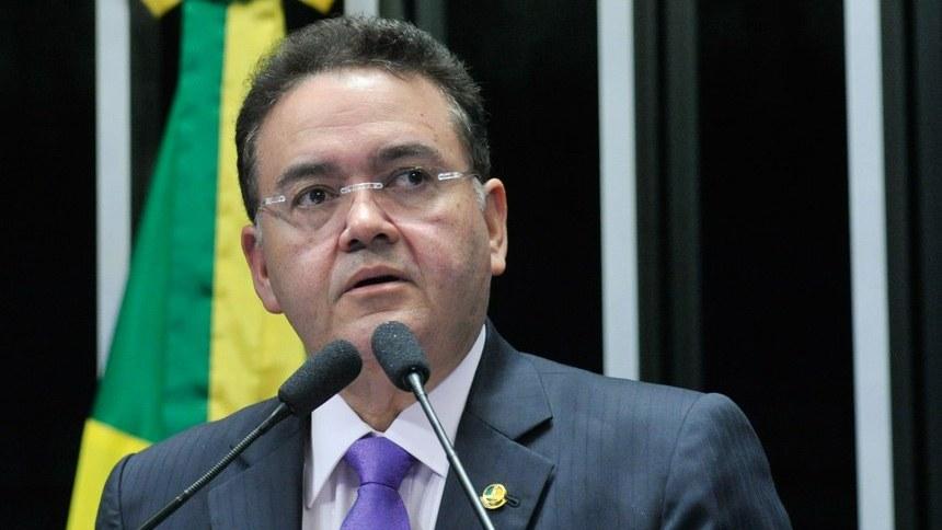 O senador Roberto Rocha (MA), líder do PSDB no Senado