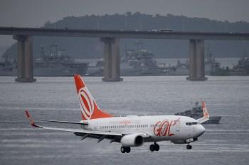 A taxa de ocupação dos voos ficou em 80,8%, estável em relação ao mês de fevereiro do ano passado