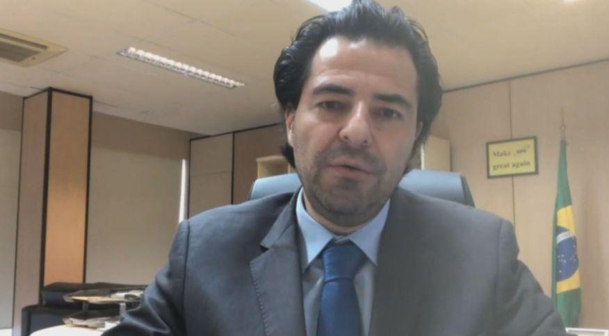 Secretário de Política Econômica do Ministério da Economia, Adolfo Sachsida, em entrevista para a CNN (31.jul.2020)
