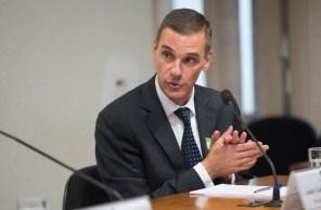 Atual presidente do HSBC substituirá Rubem Novaes no comando do banco estatal