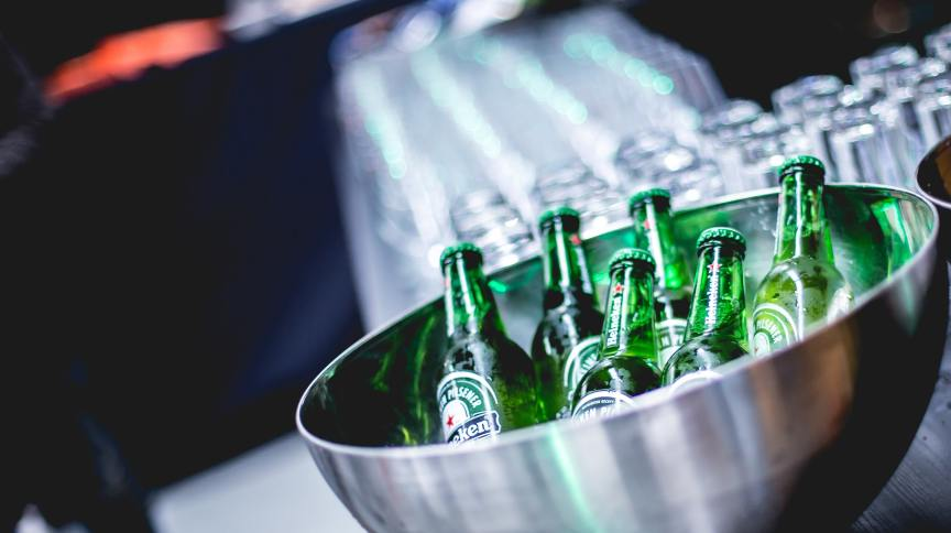 Cervejas da Heineken