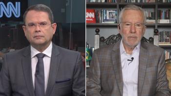Sidney Rezende e Alexandre Garcia comentam política e economia no Liberdade de Opinião, da CNN