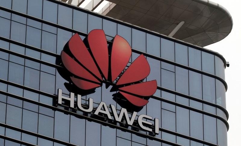 Fachada de prédio da Huwaei: EUA não querem chinesa no 5G