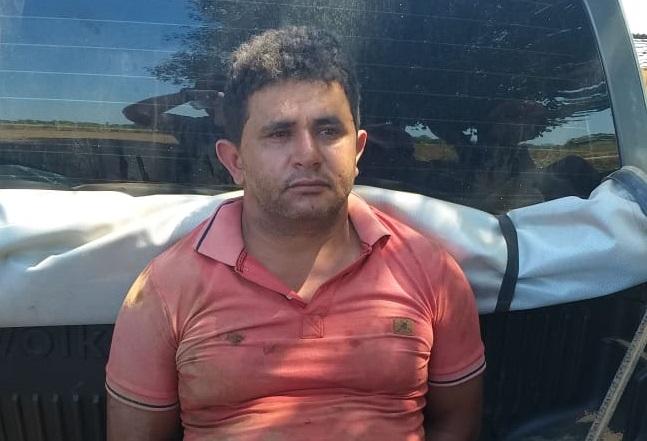 Lindonjonson Silva Rocha, condenado a 42 anos e 8 meses de prisão pelo assassinato de casal de extrativistas no Pará
