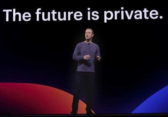Mark Zuckerberg, do Facebook, em conferência: ele entrou no clube dos ultrarricos