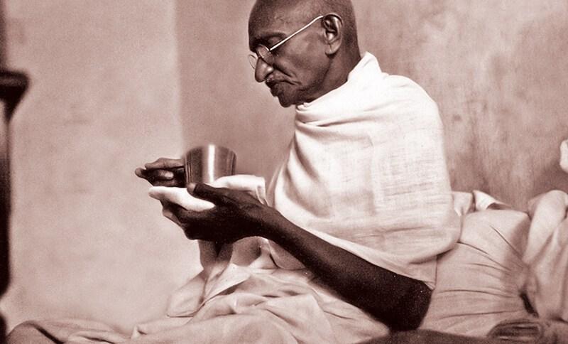 Mahatma Gandhi morou na África do Sul por 21 anos.