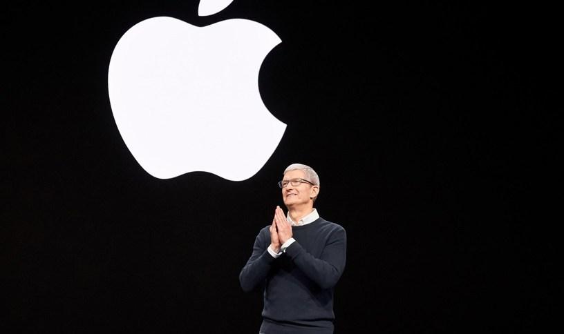Tim Cook, diretor-executivo da Apple