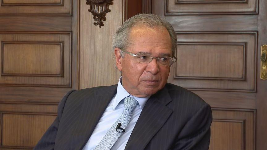 O ministro da Economia, Paulo Guedes: Renda Brasil terá potencial para substituir quatro ou cinco programas