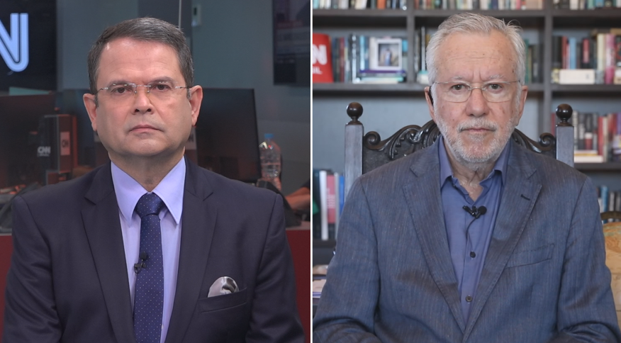 Sidney Rezende e Alexandre Garcia comentam política no Liberdade de Opinião