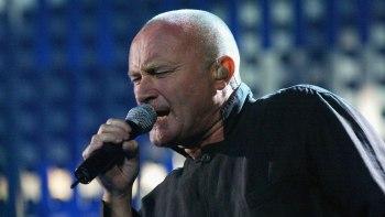 Collins afirmou que seu filho, Nic Collins, vai tocar bateria com a banda Genesis daqui para frente