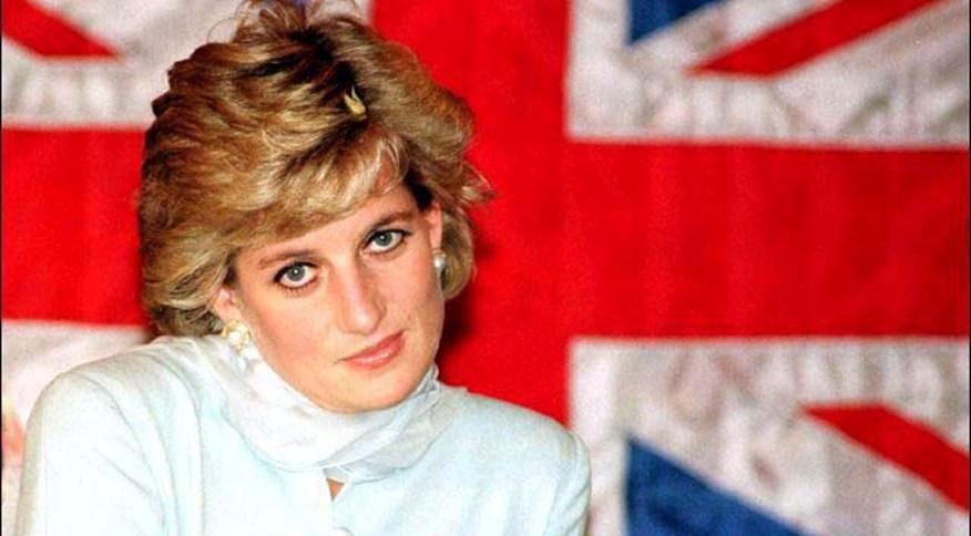 Princesa Diana, em foto de arquivo
