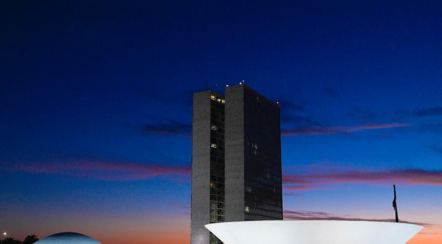 Congresso Nacional, em Brasília; proposta de programa para pessoas de baixa renda deve ser apresentada como projeto no Congresso