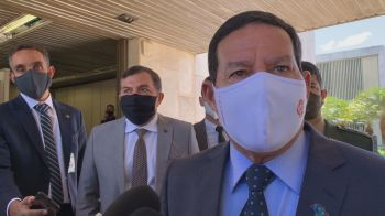 Vice-presidente opinou sobre decisões em julgamento no STF que podem beneficiar Rodrigo Maia e Davi Alcolumbre