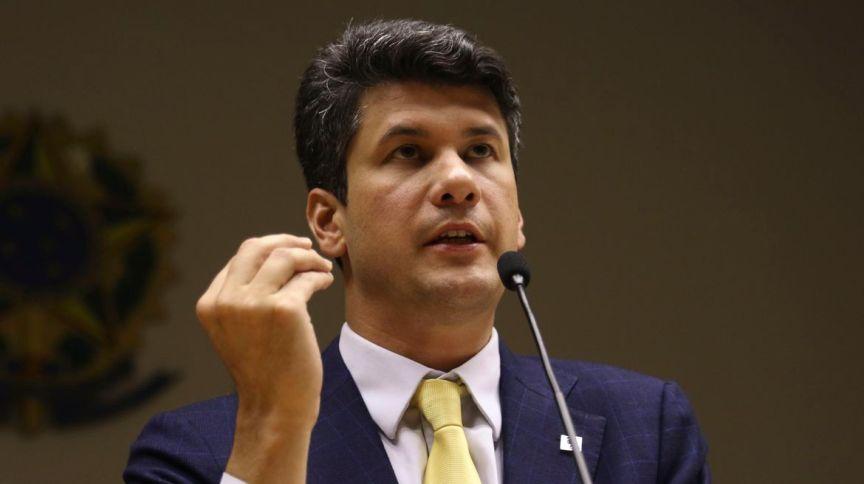 Presidente do BNDES, Gustavo Montezano: sustentabilidade é o futuro do país