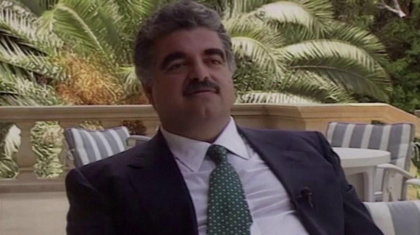 Ex-premiê libanês Rafik Hariri foi morto em explosão contra seu comboio em 14 de fevereiro de 2005