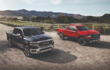 Como uma picape 4x4 de alta velocidade, a TRX vai competir contra a popular Raptor de 450 hp da Ford