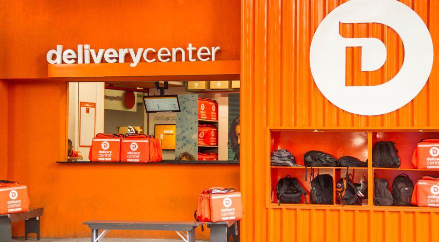 Unidade do Delivery Center: empresa fechou parcerias com a B2W, dona da Americanas, e com o Google