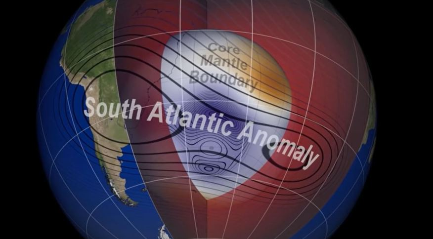 Anomalia do Atlântico Sul (SAA)