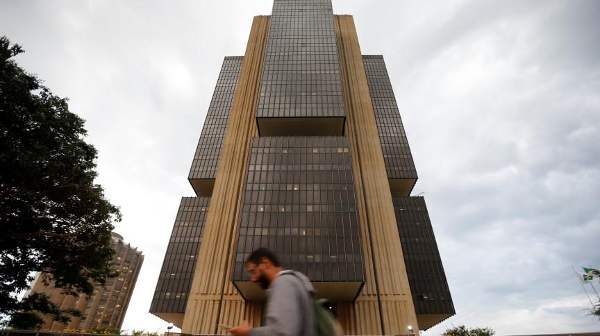 Sede do Banco Central, em Brasília (29.out.2019)