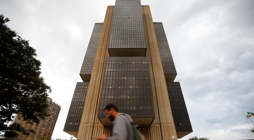 Sede do Banco Central, em Brasília (29.out.2020)