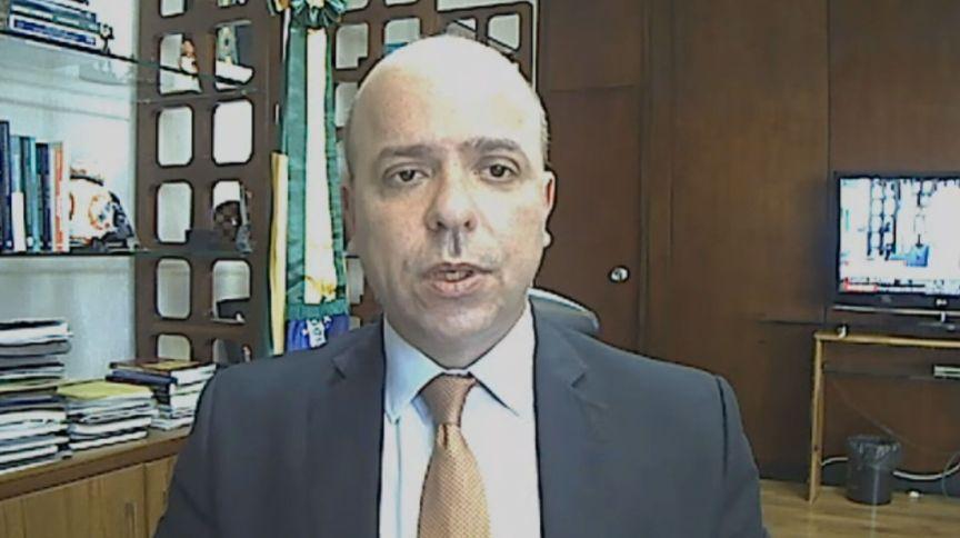 """Carlos da Costa, secretário especial: """"Estou na SEPEC e há muita coisa a ser feita"""""""