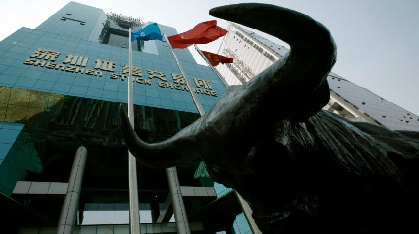 Bolsa de valores de Shenzen: economia chinesa já avançou 11,5% no segundo trimestre