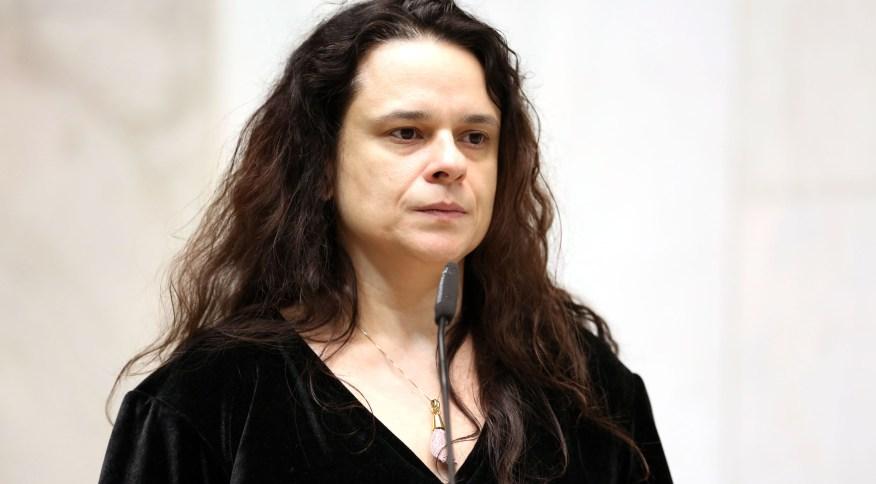 A deputada estadual paulista Janaina Paschoal (PSL)