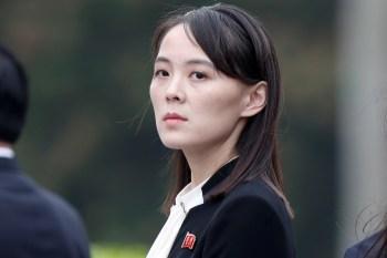 Kim Yo Jong, a poderosa irmã do líder norte-coreano Kim Jong Un, fez ameaça à Coreia do Sul por questionarem dados do país sobre controle à pandemia