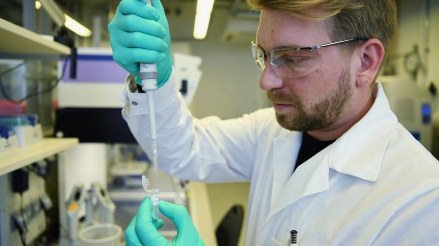 Philipp Hoffmann, da empresa biofarmacêutica alemã CureVac, que também realiza pesquisas para vacina contra o novo coronavirus