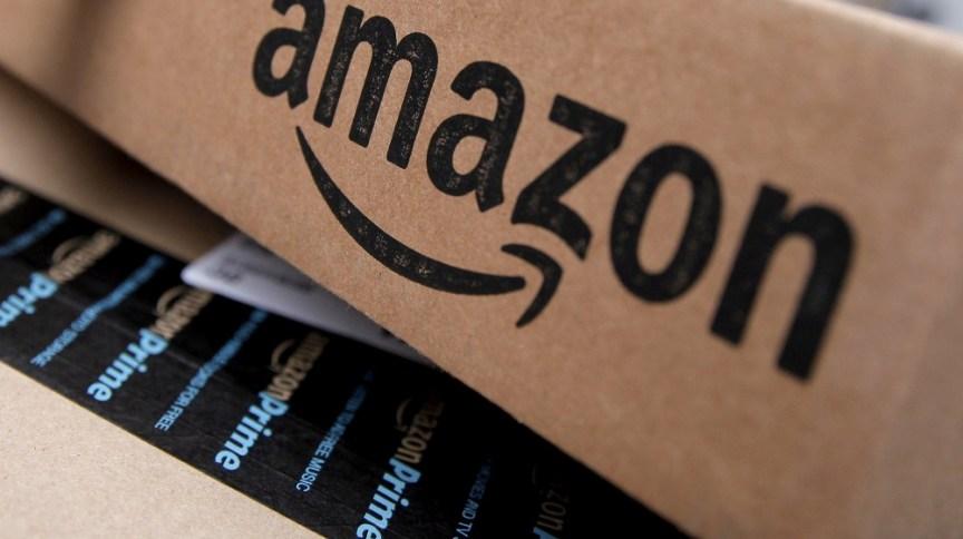 Caixa de encomenda da Amazon (29.JAN.2016)