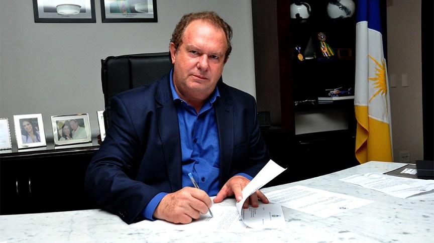 Governador do Tocantins, Mauro Carlesse, é investigado pela Polícia Federal