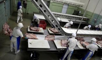 A companhia diminuiu desde o final do ano passado a concentração das exportações de carne para a China, avançando para outros mercados