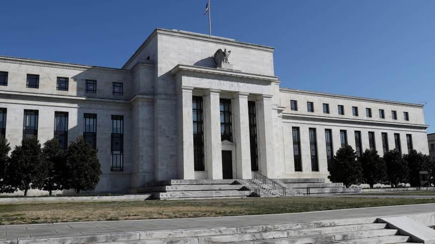 Edifício do Federal Reserve em Washington, Estados Unidos (19.mar.2019)